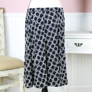 George Stretch Skirt Size L